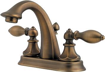 Pfister Catalina 2-Handle Complete Roman Tub Faucet Velvet Aged Bronze