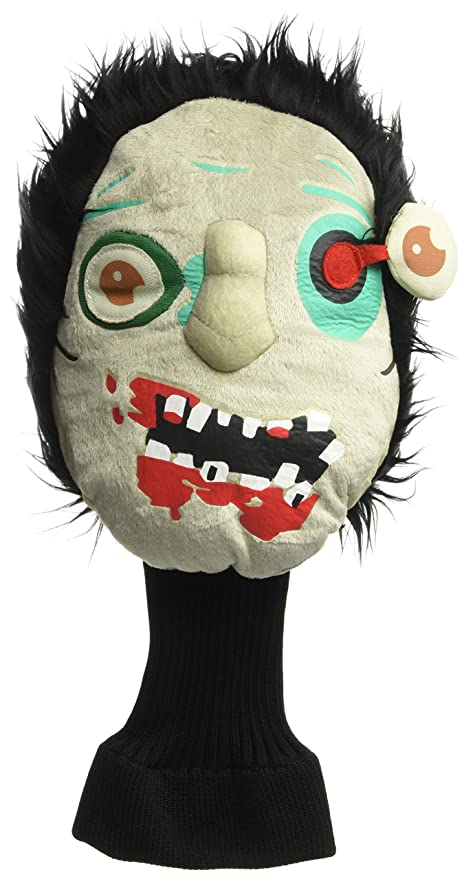 Amazon.com: Creative Covers para el golf Zombie palo de golf ...