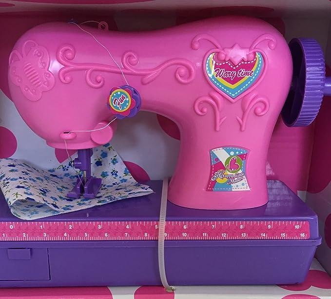 Happy Little Masters Niños Máquina de coser manual máquina de ...