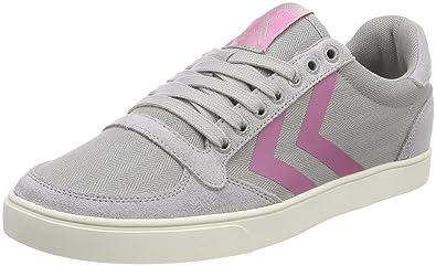 best service cc03e b7dee Hummel Damen Slimmer Stadil Hb Low Sneaker