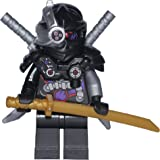 LEGO® Ninjago™ Minifigur GENERAL CRYPTOR mit Waffen - Nindroid Leader - NEUHEIT 2016 (70596)