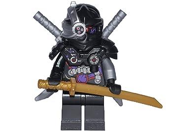Amazon De Lego Ninjagotm Minifigur General Cryptor Mit Waffen