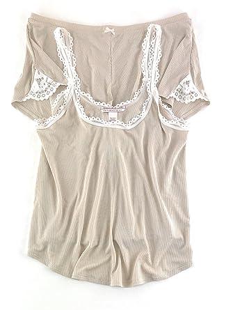 84f2c2ca61cf Victoria's Secret Ribbed Cami Tank & Shorts Pajama Set at Amazon Women's  Clothing store: