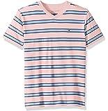 Tommy Hilfiger Boys' Famous Stripe Tee