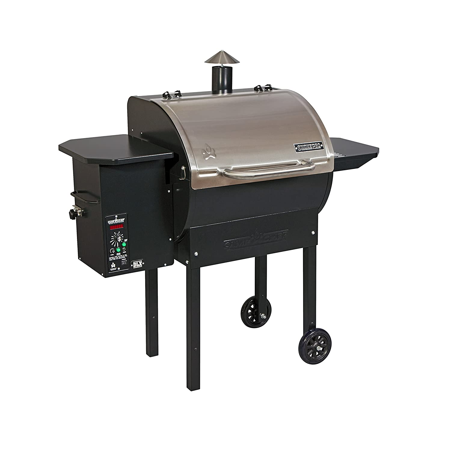 Top 5 Best Offset Smokers under $500 (Reviews in 2020) 5