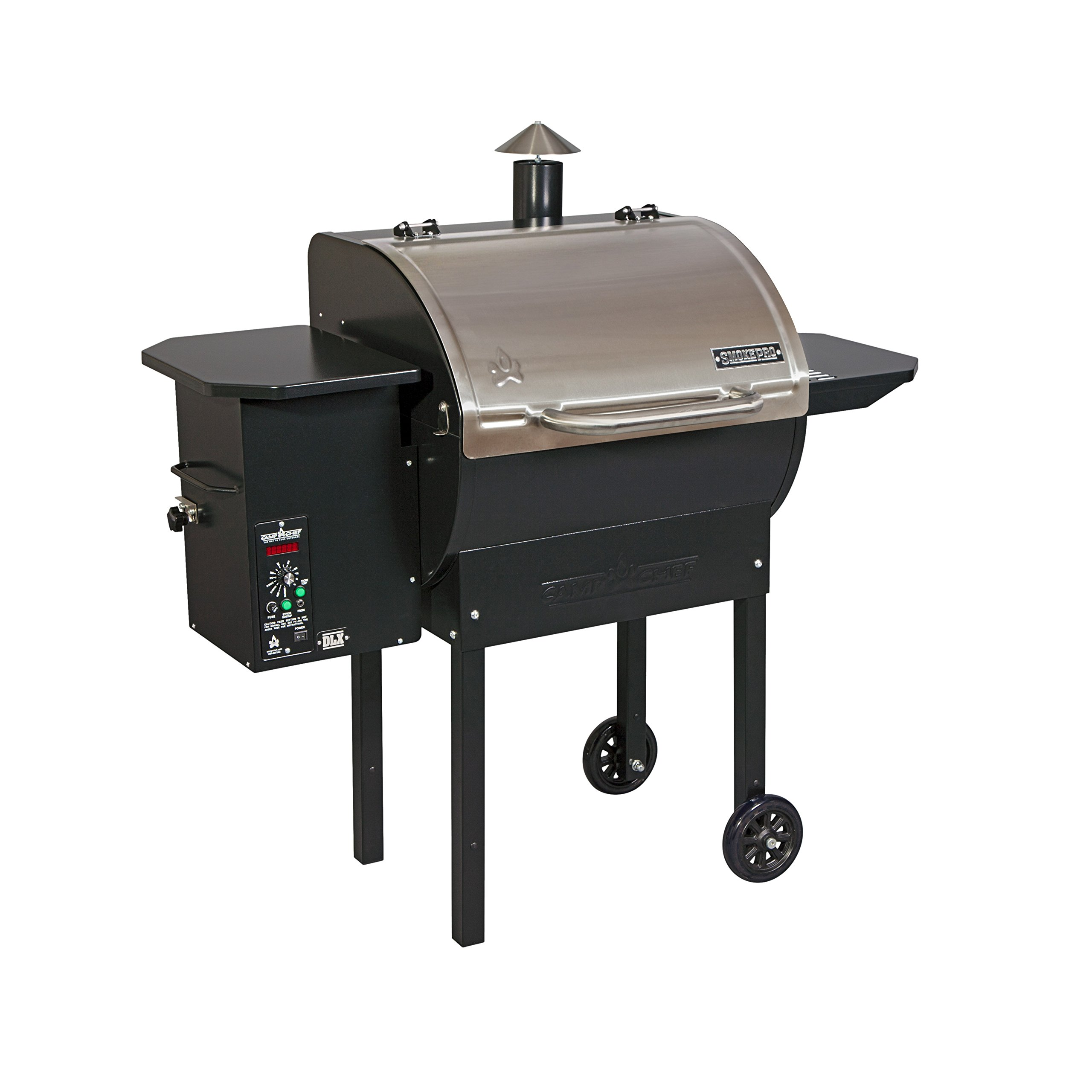 Camp Chef SmokePro Stainless DLX Pellet Grill by Camp Chef