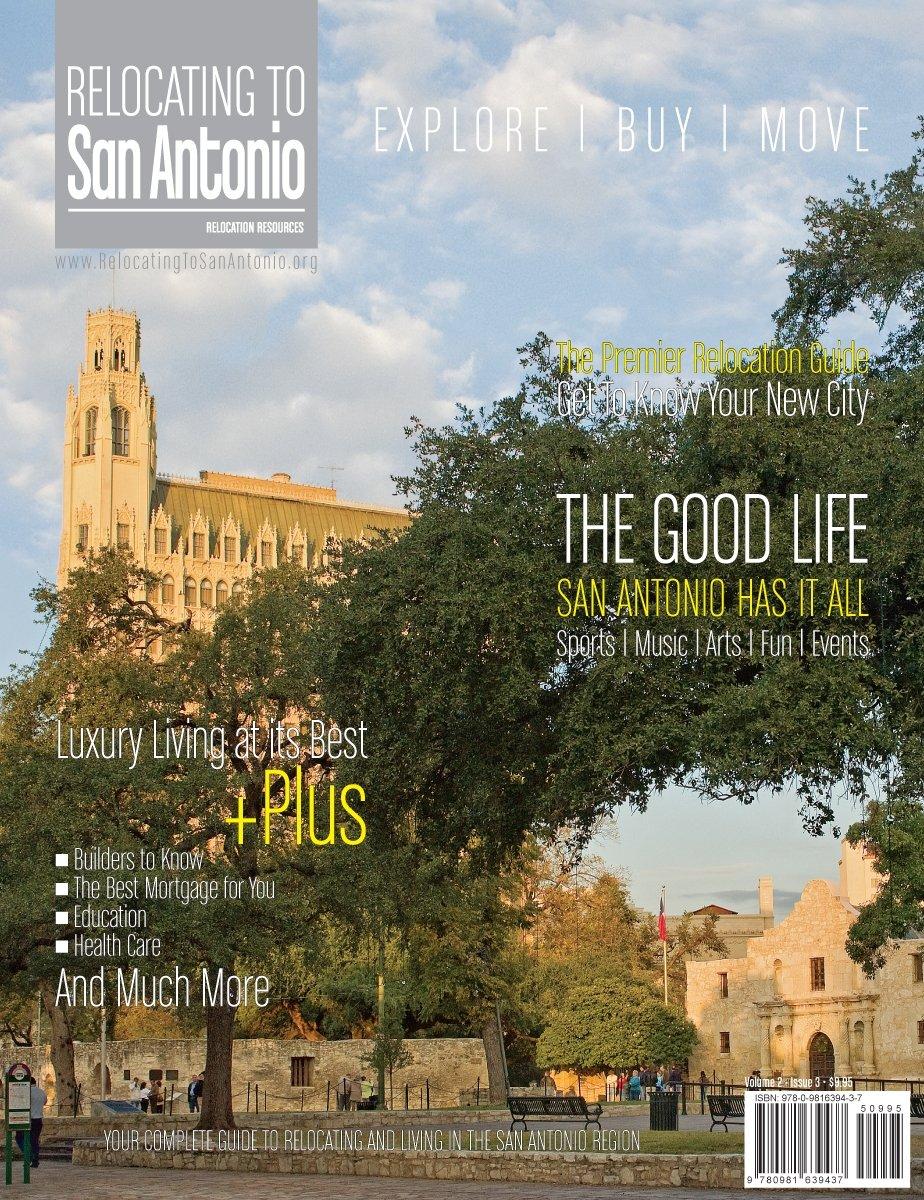 Relocating to San Antonio pdf epub