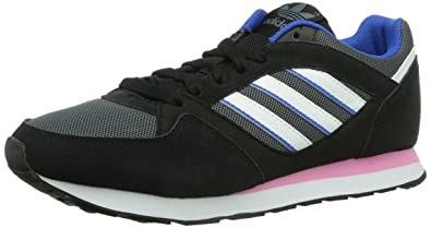 adidas Zx 100, Women's Trainers, Black (Black 1/Running White Ftw/