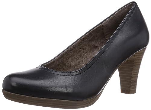 Comprar Barato Últimas Colecciones De Descuento Gran Sorpresa Tamaris Tamaris22410 - Scarpe Col Tacco Donna amazon-shoes neri Classico BfMUn