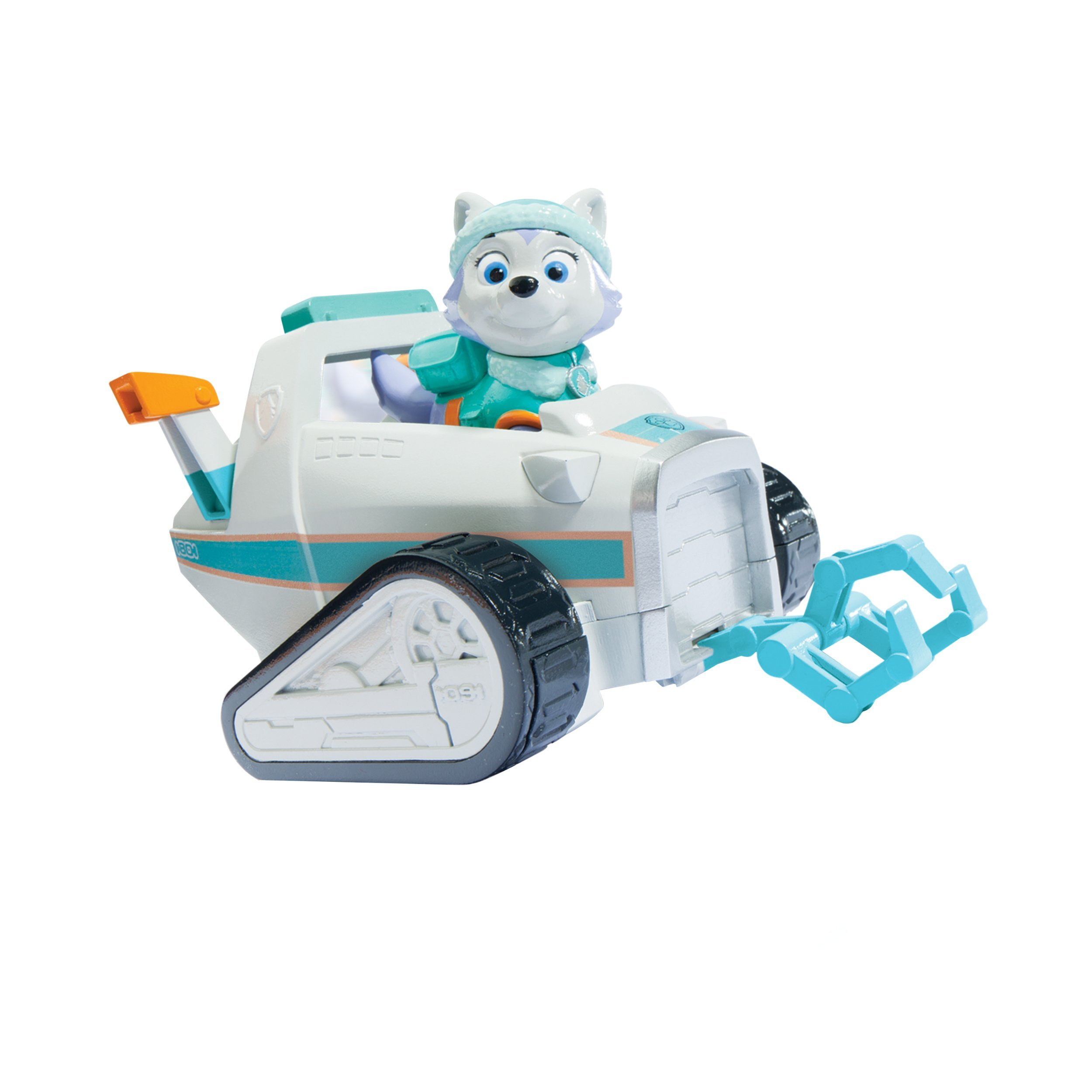 PAW PATROL Everest's Rescue Snowmobile, 6026601