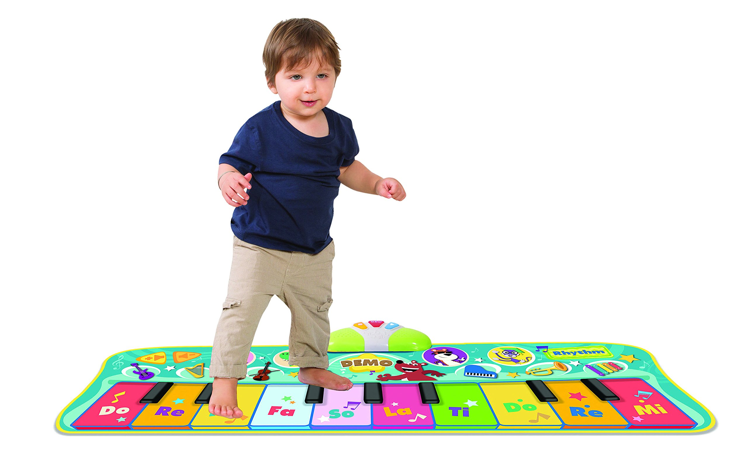 Baby Genius Step To Step Dance Mat by Baby Genius (Image #2)