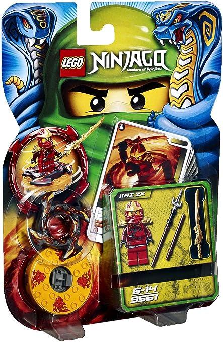 Amazon.com: LEGO Ninja go Kai ZX 9561: Toys & Games