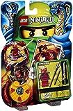LEGO Ninjago Toupies - 9561 - Jeu de Construction - Kai ZX