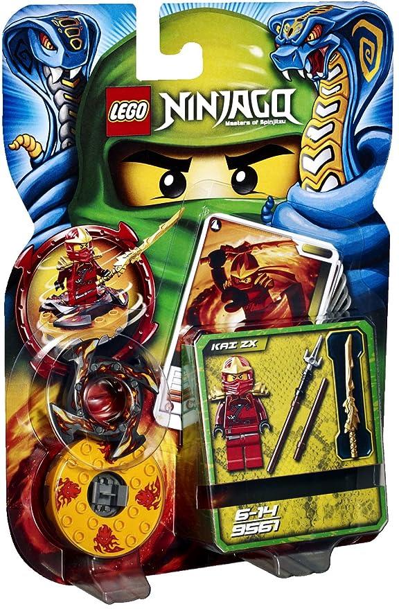 LEGO Ninjago 9561 - Kai ZX: Amazon.es: Juguetes y juegos