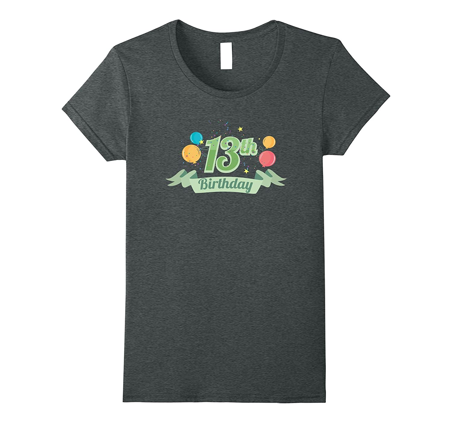 13th Birthday Shirt-Awarplus