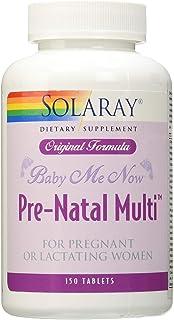 Nature Made Prenatal Multi+DHA 200mg, 150 Softgels: Amazon ...