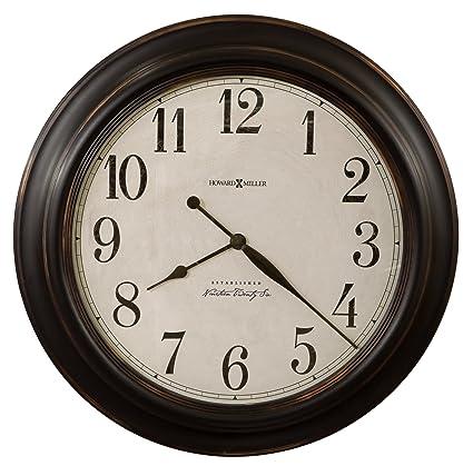 Amazon Com Howard Miller Wall Clock 625 648 Ashby Home Kitchen