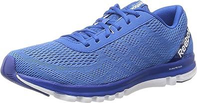 Reebok Men's Reebok Sublite Duo Smooth Impact Blue/Collegiate Royal Sneaker  8.5 D (M