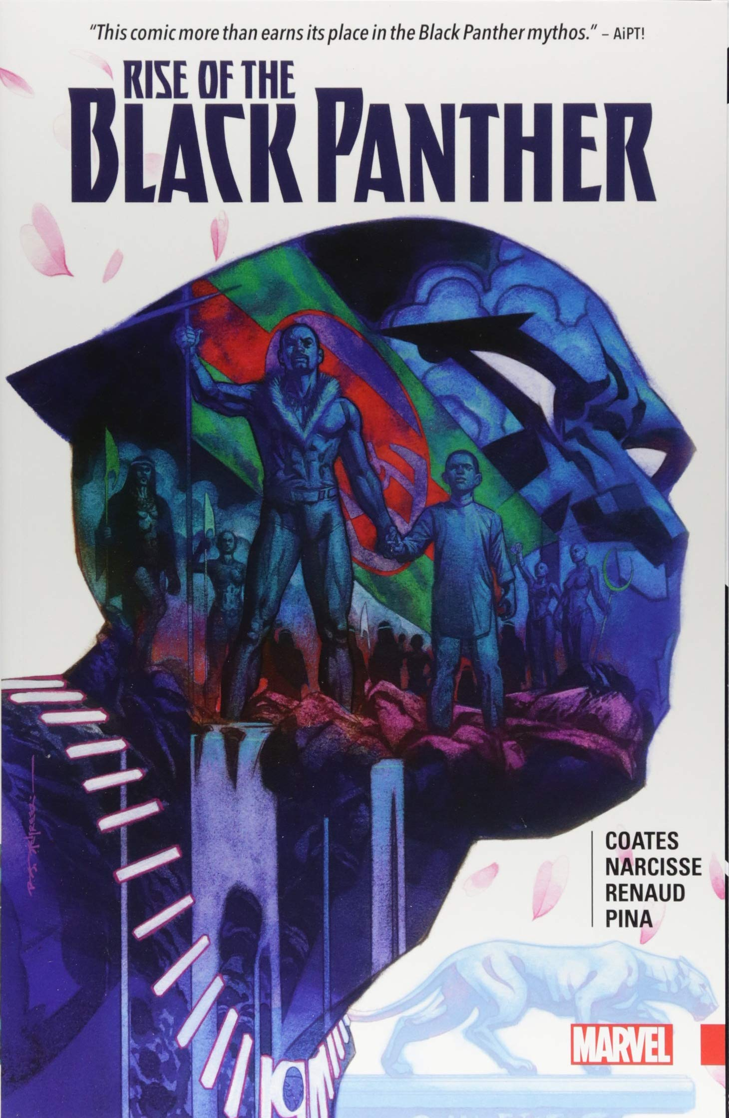 Rise of the Black Panther PDF