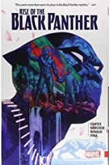 Rise of the Black Panther Paperback