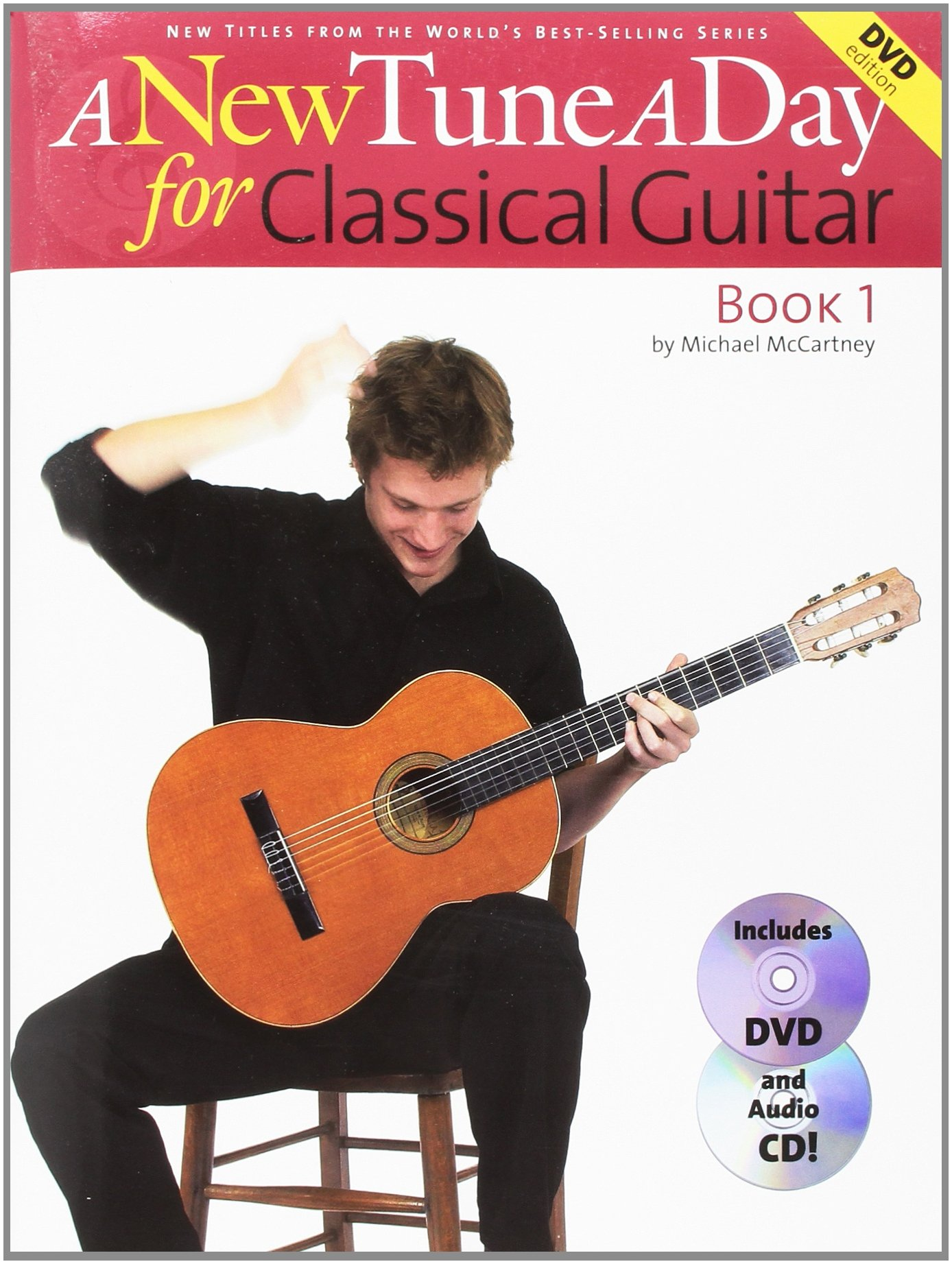 Read Online A New Tune a Day for Classical Guitar (A New Tune a Day) pdf epub