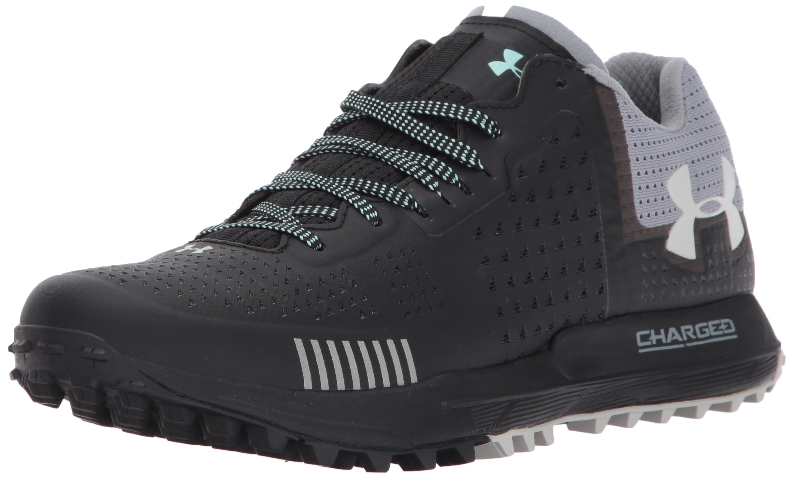 Under Armour Women's Horizon RTT, Black/Steel/Elemental, 11 B(M) US