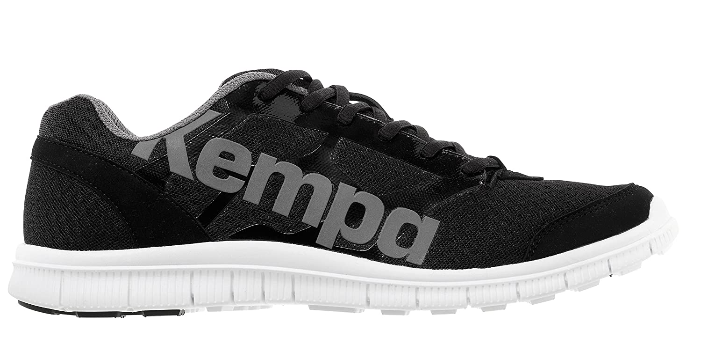 Kempa K-Float Zapatillas, Unisex Adulto, Negro/Antracita, 4.5