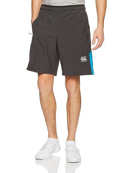 Canterbury Mens VapoDri Woven Gym Sports Fitness Shorts