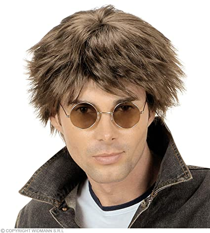 Amazon.com  Beat Brown Wig For Hair Accessory Fancy Dress  Home Improvement 4a36571c2005