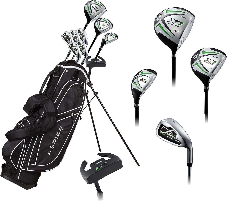 Aspire X1 Men's Complete Golf Set-Beginner special