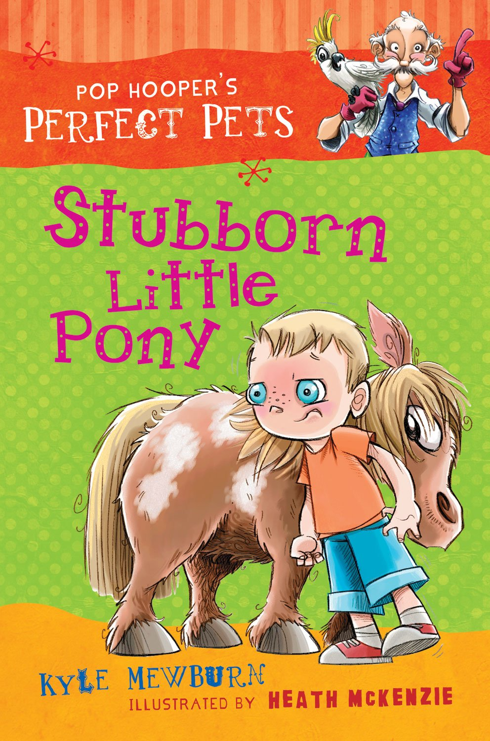 Download Stubborn Little Pony (Pop Hooper's Perfect Pets) pdf epub