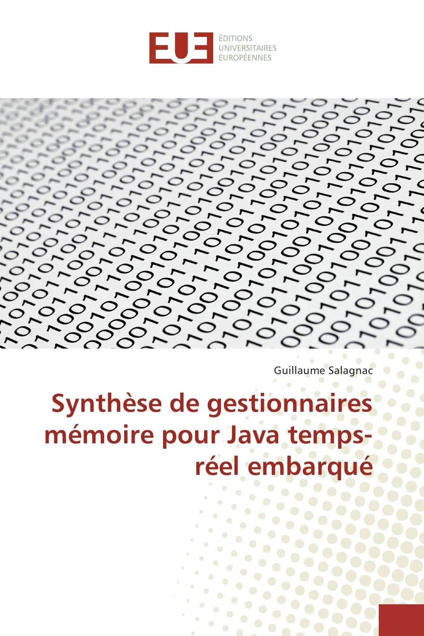 Download Synthèse de gestionnaires mémoire pour Java temps-réel embarqué (French Edition) pdf
