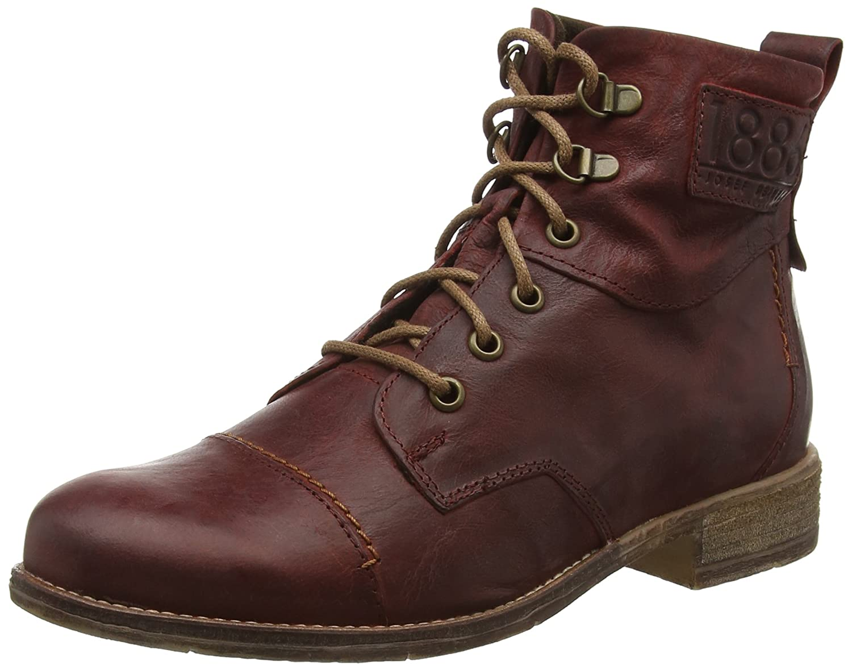JOSEF SEIBEL - Sandra 68 - Damen Boots - Schwarz Schuhe in Übergrößen