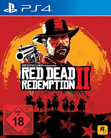 Red Dead Redemption 2 - PlayStation 4 [Importación alemana]: Amazon.es: Videojuegos