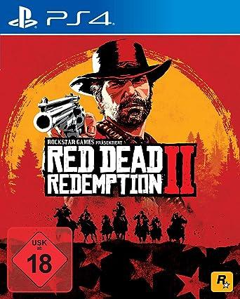 ef94314542636 Red Dead Redemption 2  PlayStation 4   Amazon.de  Games
