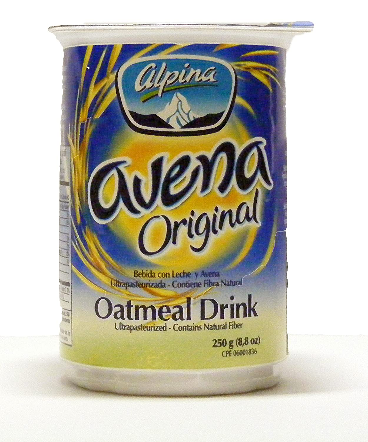 Amazon.com : Avena Sampler Pack (Original, Cinnamon, Low Fat) : Instant Breakfast Drinks : Grocery & Gourmet Food