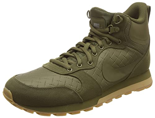 zapatillas nike md runner 2 hombre olive