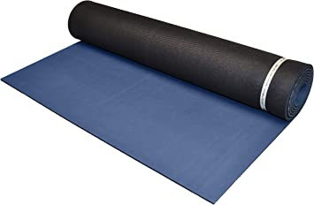 Jade Yoga - Elite S Yoga Mat - Sustainable Yoga Mat Specially Created for Vigorous Practice (3/16
