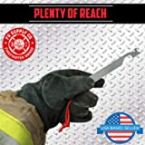 Firefighter Pocket Tool, Multipurpose Pry Bar