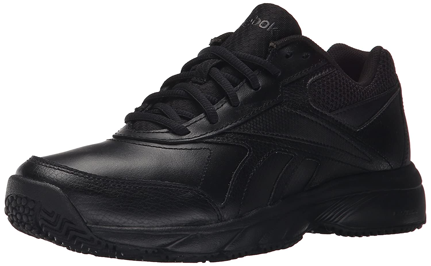 Reebok Women's Work 'N Cushion 2.0 Walking Shoe B010V6NTP0 10.5 B(M) US|Black/Black