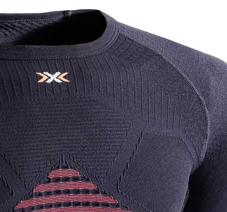 X-Bionic Energizer Camiseta Manga Larga, Hombre: Amazon.es: Ropa y ...