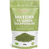 Ekologiskt grönt matcha pulverte [ KULINARISK KVALITET ] 100g. Matchate producerat i Japan, i staden Uji, Kyoto. Perfekt…