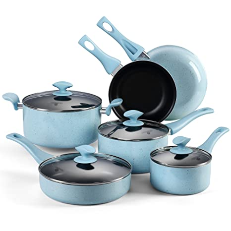 Review Pots and Pans Set,