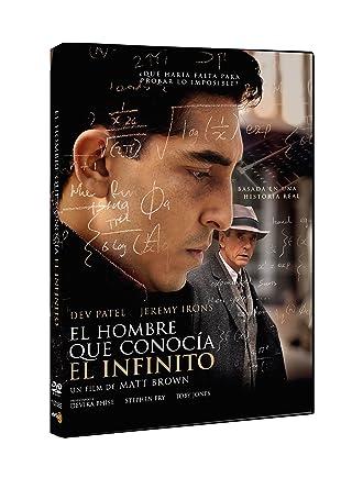 El Hombre Que Conocía El Infinito - The Man Who Knew Infinity [Non-usa
