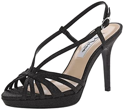 Nina Women's Fenix YF Dress Sandal, Black, ...