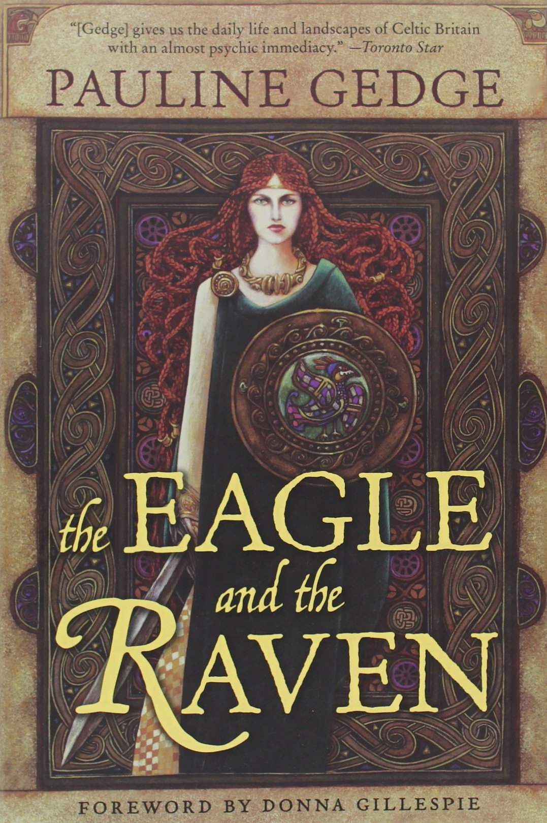The Eagle and the Raven: Amazon.es: Gedge, Pauline, Gillespie ...