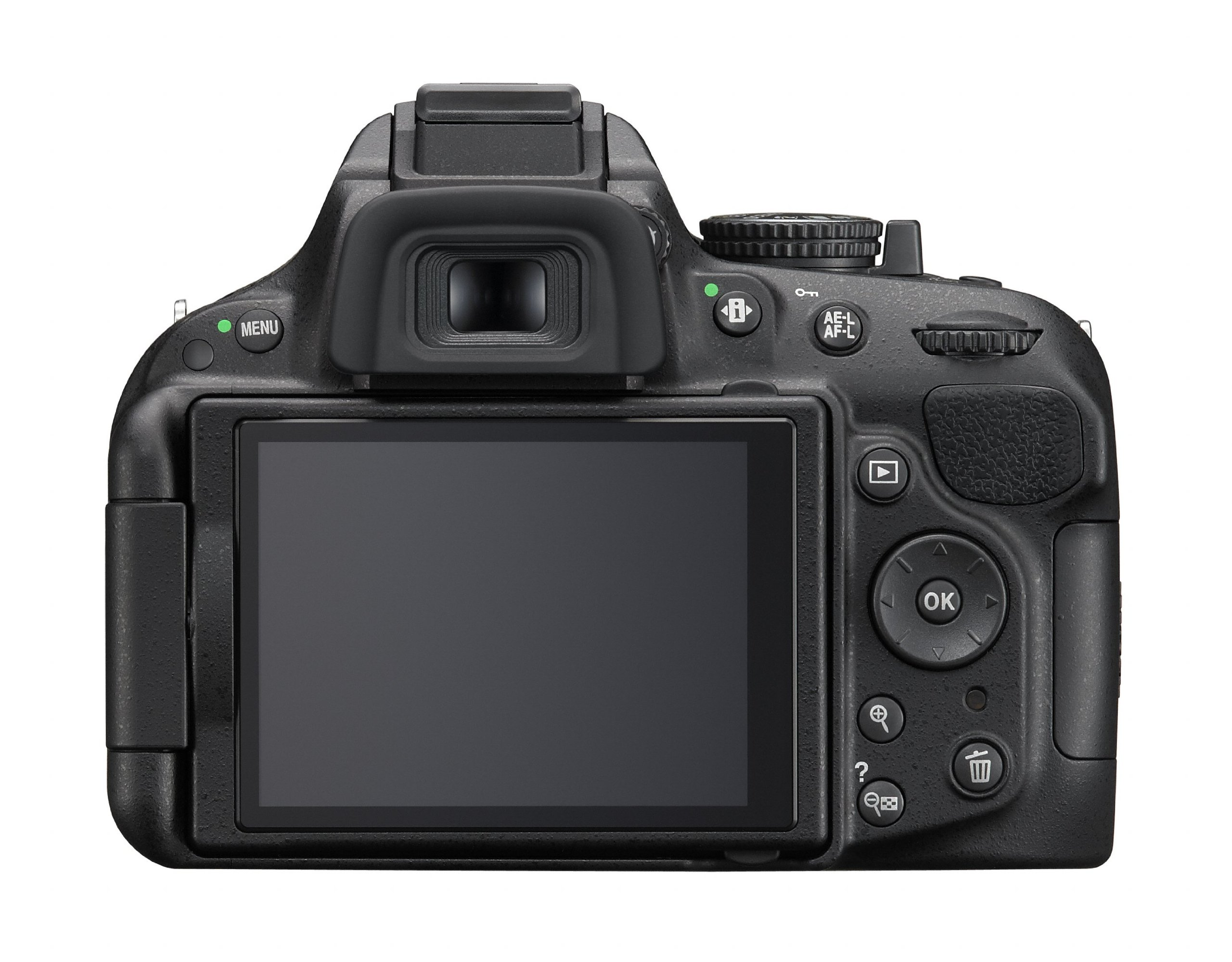 Nikon D5200 24.1 MP CMOS Digital SLR Camera Body Only (Black) by Nikon (Image #2)