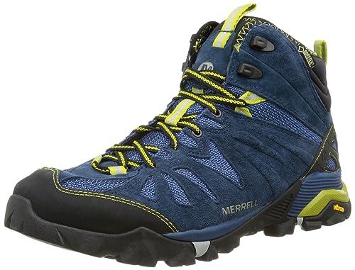 Chaussures de randonnée légère Capra Mid Sport GTX de Merrell Hommes
