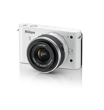 Amazon.com : Nikon 1 J1 Digital Camera System with 10-30mm Lens ...