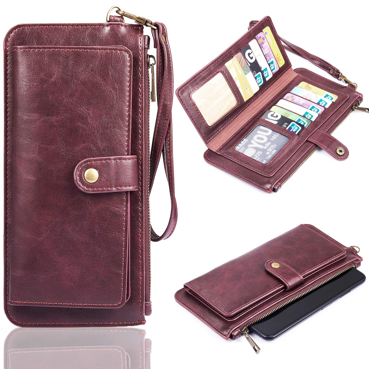 Women Wristlet Cellphone...